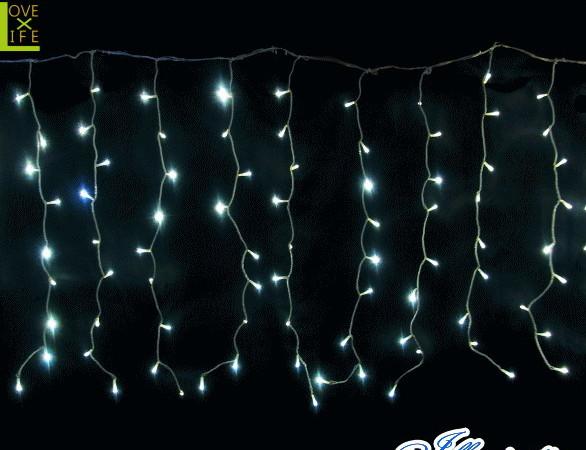 【イルミネーション】カーテンライト【162球】【LED】【ナイアガラ】【川】【冬】【簡単】【工事】【均等】【電飾】【装飾】【クリスマス】【輝き】【美しい】【かわいい】【イルミ】【ライト】