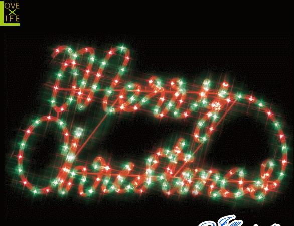 【電源セット】【イルミネーション】メリークリスマス【赤・緑】【ロゴ】【字体】【英字】【チューブ】【モチーフ】【装飾】【飾り】【LED】【クリスマス】【電飾】【モチーフ】【かわいい】