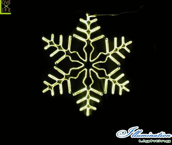 【イルミネーション】スノーフレーク【電球色】【雪】【結晶】【スノー】【フレーク】【クリスタル】【LED】【フォルム】【電飾】【モチーフ】【クリスマス】【かわいい】