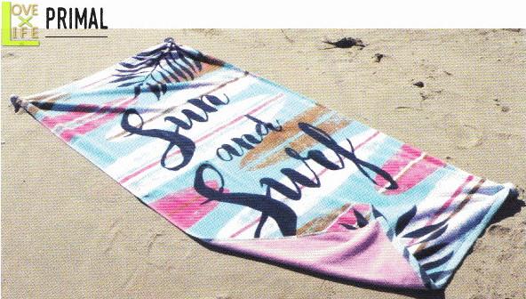オリジナル 優先配送 驚きの値段で レジャーバスタオル サンアンドサーフ 海水浴 海 プール レジャー 大き目 かわいい グッズ ブランケット 大人気 送料無料 タオル