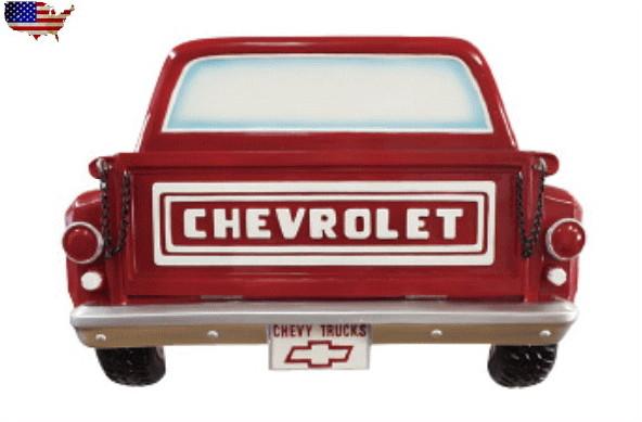【アメリカン雑貨】CAR SHELF【CHEVROLET TRUCK】【レッド】【カーシェルフ】【車】【アメ車】【シェルフ】【棚】【掛け棚】【家具】【雑貨】【インテリア】【装飾】【アメリカ雑貨】【アメリカ】【USA】【かわいい】【おしゃれ】