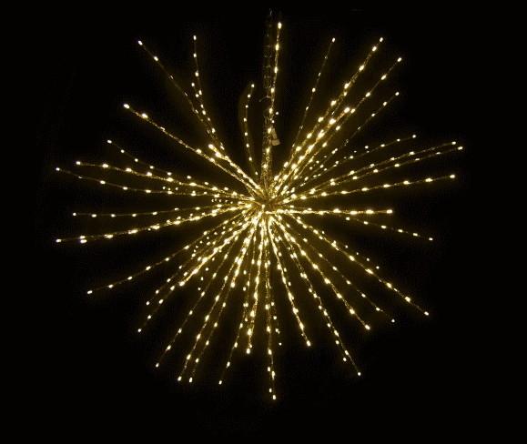 【イルミネーション】ツインクルソフトスター【ウォームホワイト】【中】【星】【LED】【スタ】【装飾】【飾り】【アート】【輝き】【電飾】【モチーフ】【クリスマス】