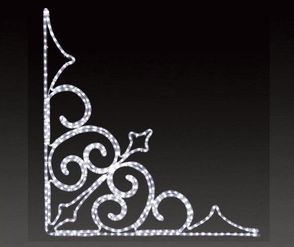 【イルミネーション】トライアングル【大】【マーク】【角】【ライン】【線】【組み合わせ】【連結】【LED】【2D】【装飾】【飾り】【アート】【輝き】【電飾】【モチーフ】【クリスマス】【かわいい】