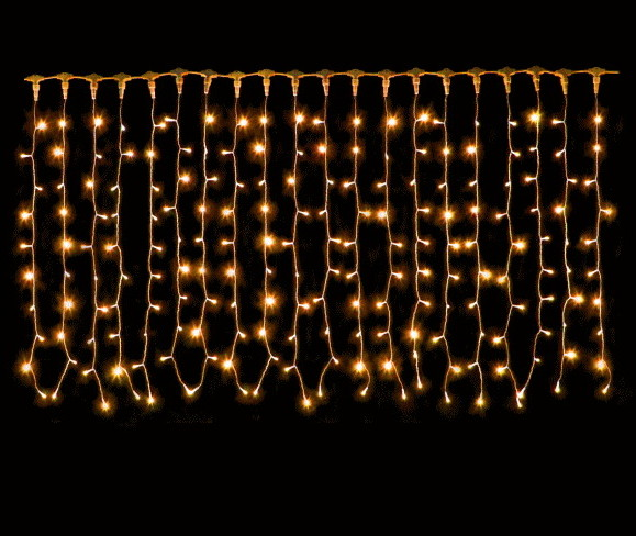 【LED】【ライト】【つらら】LEDカーテンライト【200球】【ウォームホワイト】【電球色】【ツララ】【装飾】【工事】【飾り】【ライン】【組み合わせ】【連結】【ライト系】【イルミネーション】【クリスタル】【電飾】【クリスマス】【省エネ】