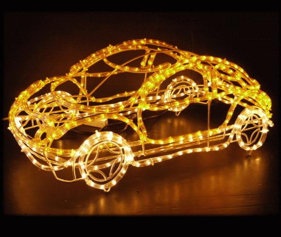 【イルミネーション】クルマ【車】【自動車】【カー】【くるま】【ブーブー】【珍しい】【ミニカー】【大型商品】【LED】【クリスマス】【電飾】【モチーフ】【オブジェ】【かわいい】