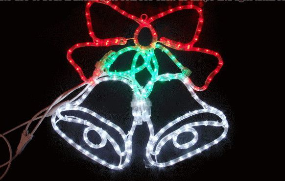 LEDベル LEDイルミネーション 【LED】【20 】【送料無料】【クリスマス】【イルミネーション】【電飾】【モチーフ】【大人気】