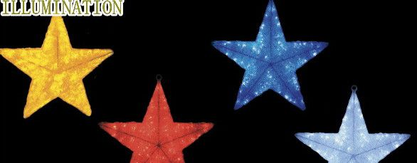 【LED】【イルミネーション】【大型商品】LEDクリスタル スター【M】【星】【万能】【シンプル】【デザイン】【置物】【装飾】【バレンタイン】【光】【電飾】【モチーフ】【クリスマス】【クリスタル】【かわいい】今年もかわいいイルミネーションで飾り付け