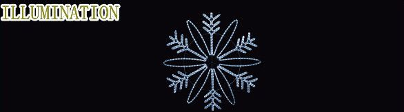 【LED】【イルミネーション】【大型商品】LEDクリスタル スノーフレーク【C】【ビッグ】【雪】【粉雪】【フレーク】【結晶】【スノー】【ウッド】【アート】【輝き】【電飾】【モチーフ】【クリスマス】【クリスタル】大きい結晶が幻想的な演出を可能にします