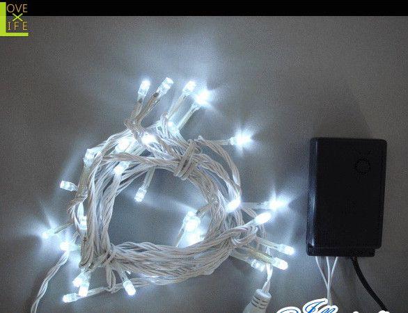 【20 】【日亜製】電球色 ホワイト ストレートライト【100球】【LEDライト】【LED】ニチア製チップのNEWカラーが登場♪【2013年新作】【送料無料】【大人気】【イルミネーション】【クリスマス】【LED】【大人気】