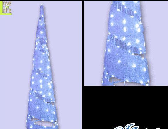 【20】LED スパイラルツリー【20【3D】【立体】【コーン】LED】【ツリー】【ビッグ】【LED】螺旋が織り成す美しいラインにウットリ!ビッグサイズです♪【送料無料】【クリスマス】【イルミネーション】【電飾】【モチーフ】, スタイルマーケット:37ebe221 --- sunward.msk.ru