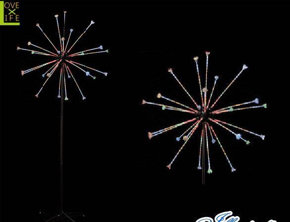 【20 】LED 花火【HANABI】【ハナビ】【夏】【3D】【立体】【輝き】【LED】数年ぶりにハナビシリーズに新作登場!た~ま~や~♪【送料無料】【クリスマス】【イルミネーション】【電飾】【モチーフ】