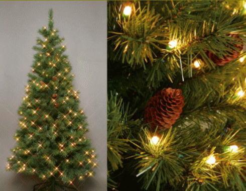 ビッグクリスマスツリー【20 】【送料無料】【クリスマス】【イルミネーション】【電飾】【モチーフ】【大人気】