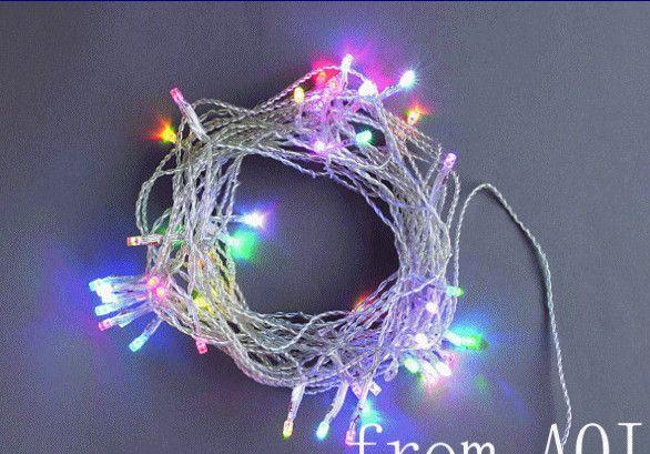 レインボーLED50球【LED】【20 】【送料無料】【クリスマス】【イルミネーション】【電飾】【モチーフ】【大人気】