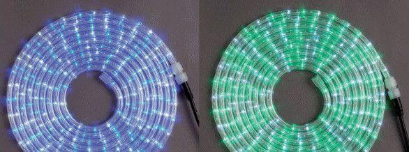 【白・青】【白・緑】LEDルミネチューブライト 6mセット【LED】【20 】【送料無料】【クリスマス】【イルミネーション】【電飾】【モチーフ】【大人気】