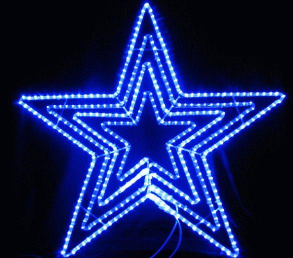 LEDビッグスターイルミネーション【LED】【20 】【送料無料】【クリスマス】【イルミネーション】【電飾】【モチーフ】【大人気】
