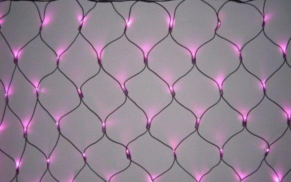 ピンク LED180球 ネットライト 【LED】【20 】【送料無料】【クリスマス】【イルミネーション】【電飾】【モチーフ】【大人気】