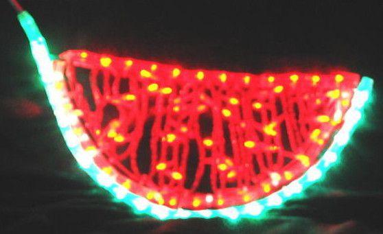 スイカ LEDイルミネーション【20 】【送料無料】【クリスマス】【イルミネーション】【電飾】【モチーフ】【大人気】