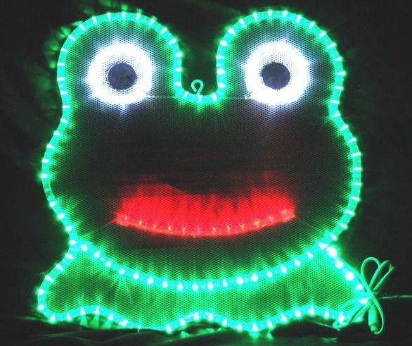 カエル LEDイルミネーション【20 】【送料無料】【クリスマス】【イルミネーション】【電飾】【モチーフ】【大人気】