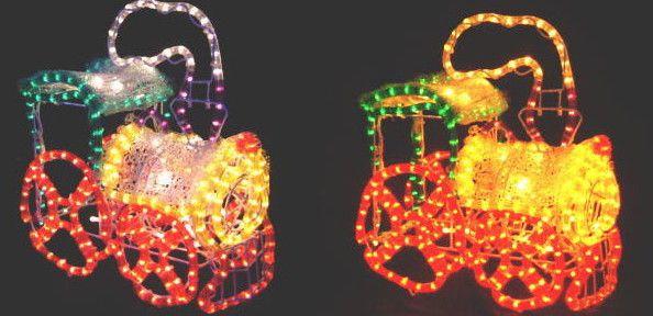 トレイン イルミネーション【20 】【送料無料】【クリスマス】【イルミネーション】【電飾】【モチーフ】【大人気】
