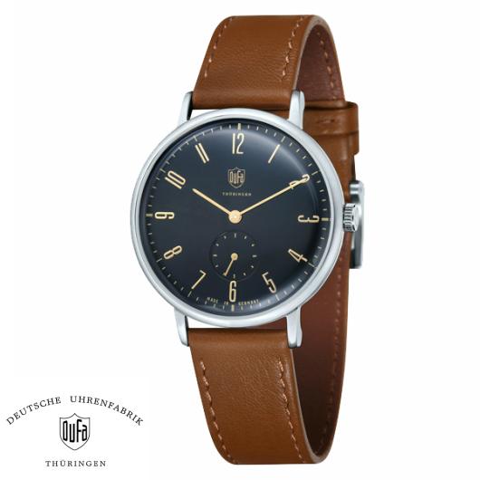 【送料無料】国内正規品 DUFA デュッファ 9001-02 腕時計 メンズ 男性用腕時計 ドイツ時計 オートマチック ステンレススチール ギフト 贈り物 プレゼント シンプル おしゃれ WATCH watch