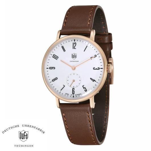 【送料無料】国内正規品 DUFA デュッファ 9001-05 腕時計 メンズ 男性用腕時計 ドイツ時計 オートマチック ステンレススチール ギフト 贈り物 プレゼント シンプル おしゃれ WATCH watch