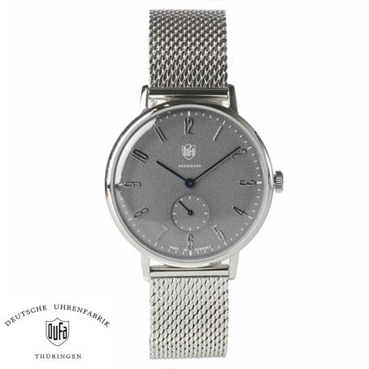 【送料無料】国内正規品 DUFA デュッファ 9001-13 腕時計 メンズ 男性用腕時計 ドイツ時計 オートマチック ステンレススチール ギフト 贈り物 プレゼント シンプル おしゃれ WATCH watch