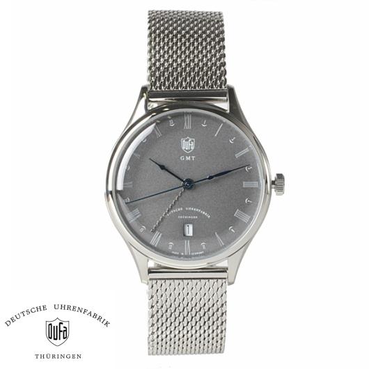 【送料無料】国内正規品 DUFA デュッファ 9006-11 腕時計 メンズ 男性用腕時計 ドイツ時計 オートマチック ステンレススチール ギフト 贈り物 プレゼント シンプル おしゃれ WATCH watch