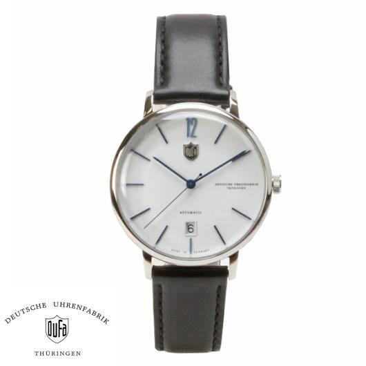 【送料無料】国内正規品 DUFA デュッファ 9011-02 腕時計 メンズ 男性用腕時計 ドイツ時計 オートマチック ステンレススチール ギフト 贈り物 プレゼント シンプル おしゃれ WATCH watch
