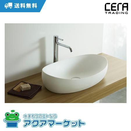 ### CERA セラ CEL531R-MW 洗面・手洗 洗面器のみ 洗面器 ホワイト [送料無料]