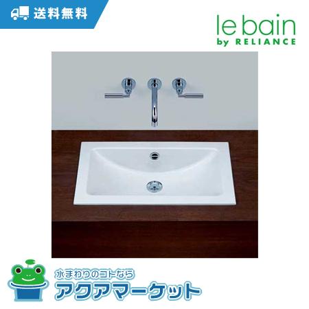 リラインス EB.R585 オーバーカウンター型洗面器 [送料無料!]