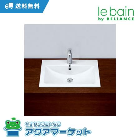 リラインス EB.R585H オーバーカウンター型洗面器 [送料無料!]
