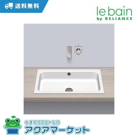 リラインス EB.SR650 オーバーカウンター型洗面器 [送料無料!]