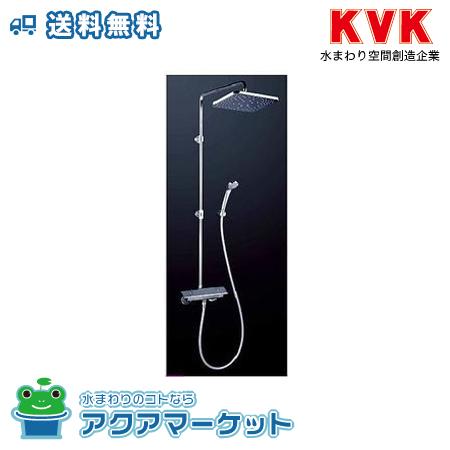###KVK KF3060W サーモスタット式シャワー/オーバーヘッド・eシャワーNf仕様1? [送料無料]