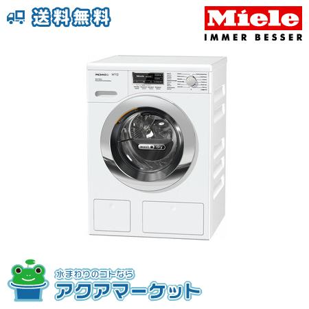 miele ミーレ社 全自動洗濯乾燥機 WTH120WPM(旧品番:WT2780WPM) [送料無料]