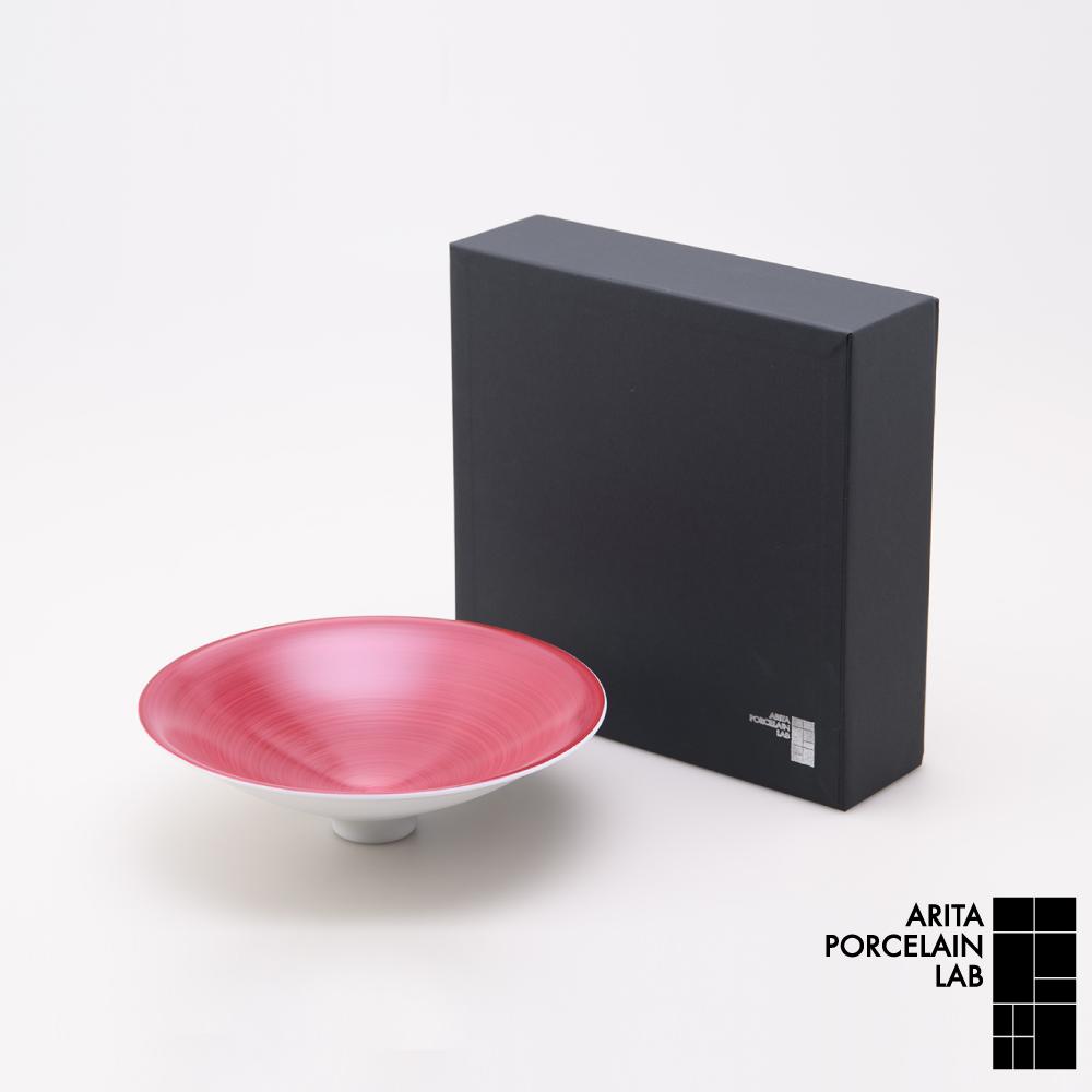 和食器 盛鉢 JAPAN AUTUMN 盛鉢 ワインレッド 化粧箱 和モダン ブランド 食器 食器ギフト アリタポーセリンラボ