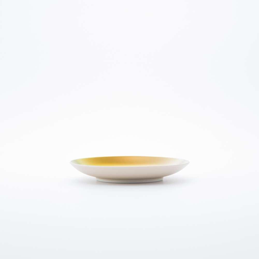 和食器 小皿 JAPAN AUTUMN 取り皿 ゴールド 和モダン ブランド 食器 食器ギフト ラウンドプレート