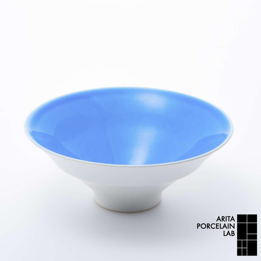 和食器 中鉢 JAPAN BLUE 反鉢 (大) クリアブルー 和モダン ブランド 食器 食器ギフト サラダボウル アリタポーセリンラボ