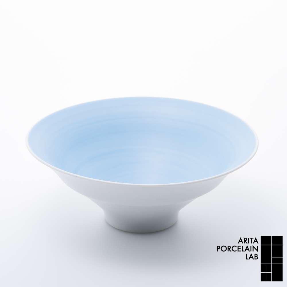 和食器 中鉢 JAPAN BLUE 反鉢 (大) パールブルー 和モダン ブランド 食器 食器ギフト サラダボウル アリタポーセリンラボ