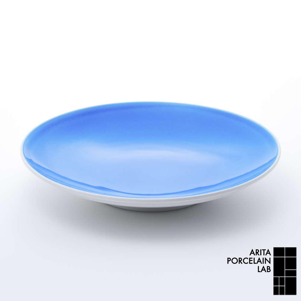 和食器 大皿 JAPAN BLUE 平皿 平皿 (大) お中元 BLUE クリアブルー 和モダン ブランド 食器 食器ギフト パスタ皿 お中元 アリタポーセリンラボ, イワミチョウ:1ba7046e --- rods.org.uk