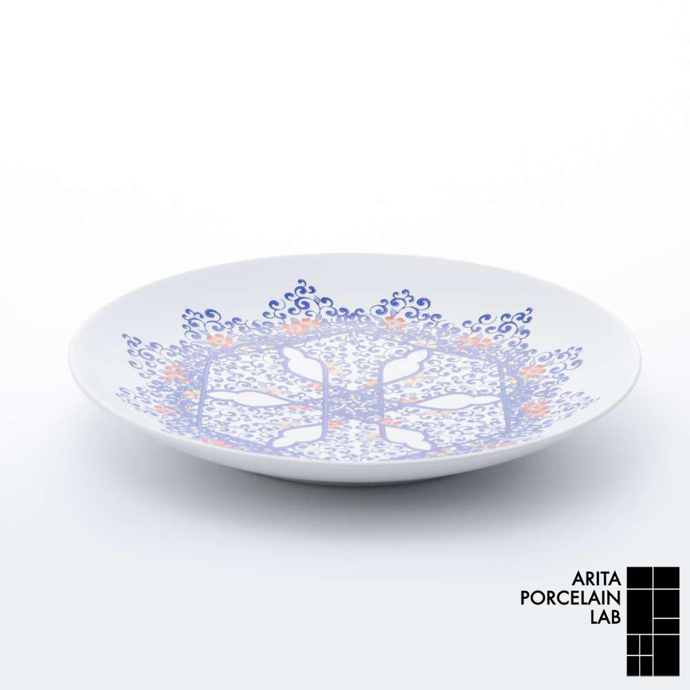 和食器 大皿 TIME MACHINE 平皿 (特大) TERRA 和モダン ブランド 食器 食器ギフト ショープレート アリタポーセリンラボ