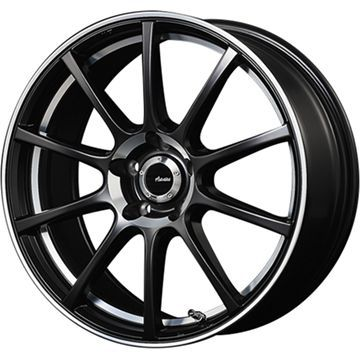 【取付対象】【送料無料】 225/40R18 18インチ ADVANTI RACING アドヴァンティ・レーシング ヴィゴロッソ M993 7.5J 7.50-18 DELINTE デリンテ DH2(限定) サマータイヤ ホイール4本セット