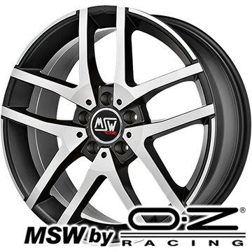リアル 【取付対象】【送料無料 OZ ベンツGLA(X156)】 BRIDGESTONE ブリヂストン Racing ブリザック VRX2 ブリヂストン 235/50R18 18インチ スタッドレスタイヤ ホイール4本セット 輸入車 MSW by OZ Racing MSW 28(マットブラックポリッシュ) 7.5J 7.50-18, ブルーロータス:1350bb30 --- sturmhofman.nl