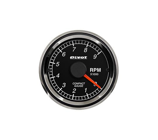送料無料 爆買い送料無料 一部離島除く 店内全品対象 PIVOT ピボット COMPACT GAUGE52 カローラ タコメーター 2007~2015 ZRE152N トヨタ ルミオン