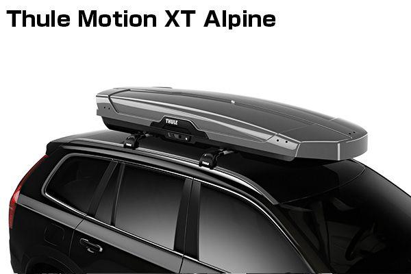 送料無料(一部離島除く) ※個人宅配送不可THULE スーリー Motion XT Alpine(グロスチタン) ルーフボックス