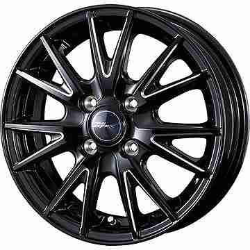 ?送料無料? スタッドレスタイヤ ホイール4本セット BRIDGESTONE ブリヂストン ブリザック VRX 195/65R15 15インチ WEDS ライツレー ゼファイス X 5.5J 5.50-15