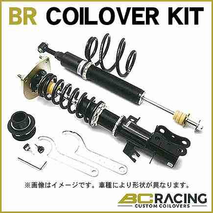 送料無料(一部離島除く) BC RACING BCレーシング車高調 BR COILOVER KIT RS-TYPE ホンダ シビック フェリオ (2000~2005 ES系・ET系 ES1) 品番:A-06 RS