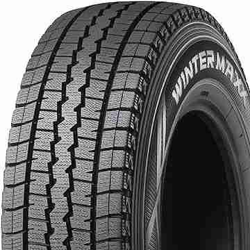 4本セット スタッドレスタイヤ 185/80R14 97/95N DUNLOP ダンロップ ウインターマックス SV01 送料無料4本価格