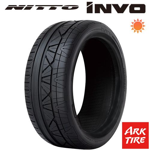 NITTO ニットー INVO 285/35R19 99W 送料無料 タイヤ単品1本価格