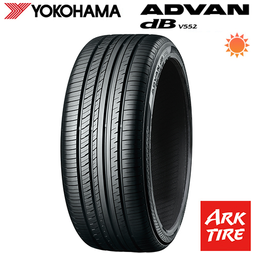 2本セット YOKOHAMA ヨコハマ アドバン dB V552 205/65R15 94H 送料無料 タイヤ単品2本価格