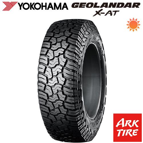 YOKOHAMA ヨコハマ ジオランダー X-AT 285/70R17 121/118Q 送料無料 タイヤ単品1本価格 個人宅配送/営業所止め不可